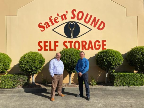 Safe 'n' SOUND Self Storage Continues Support During Difficult Times