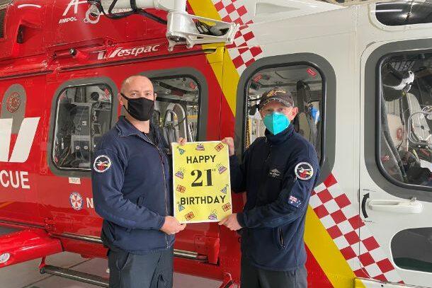 21 In 2021 – Tamworth Service Comes Of Age