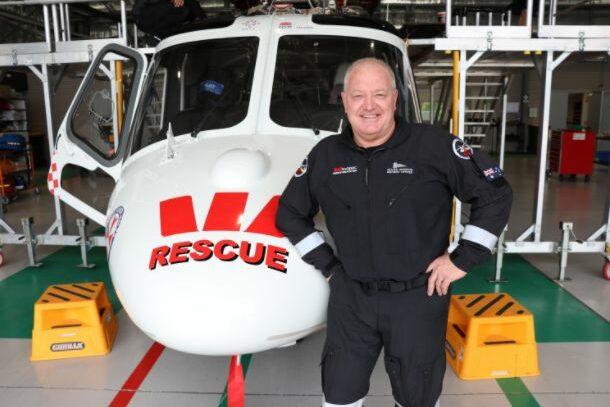 Milestone For Rescue Service Stalwart